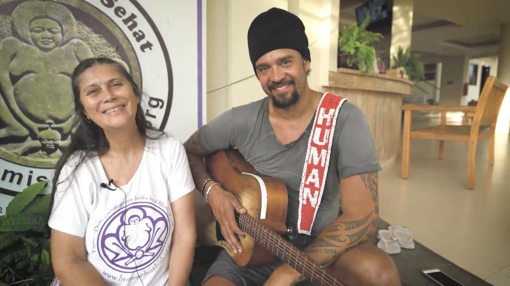 Soulrocker TV: NYE at Bumi Sehat in Bali