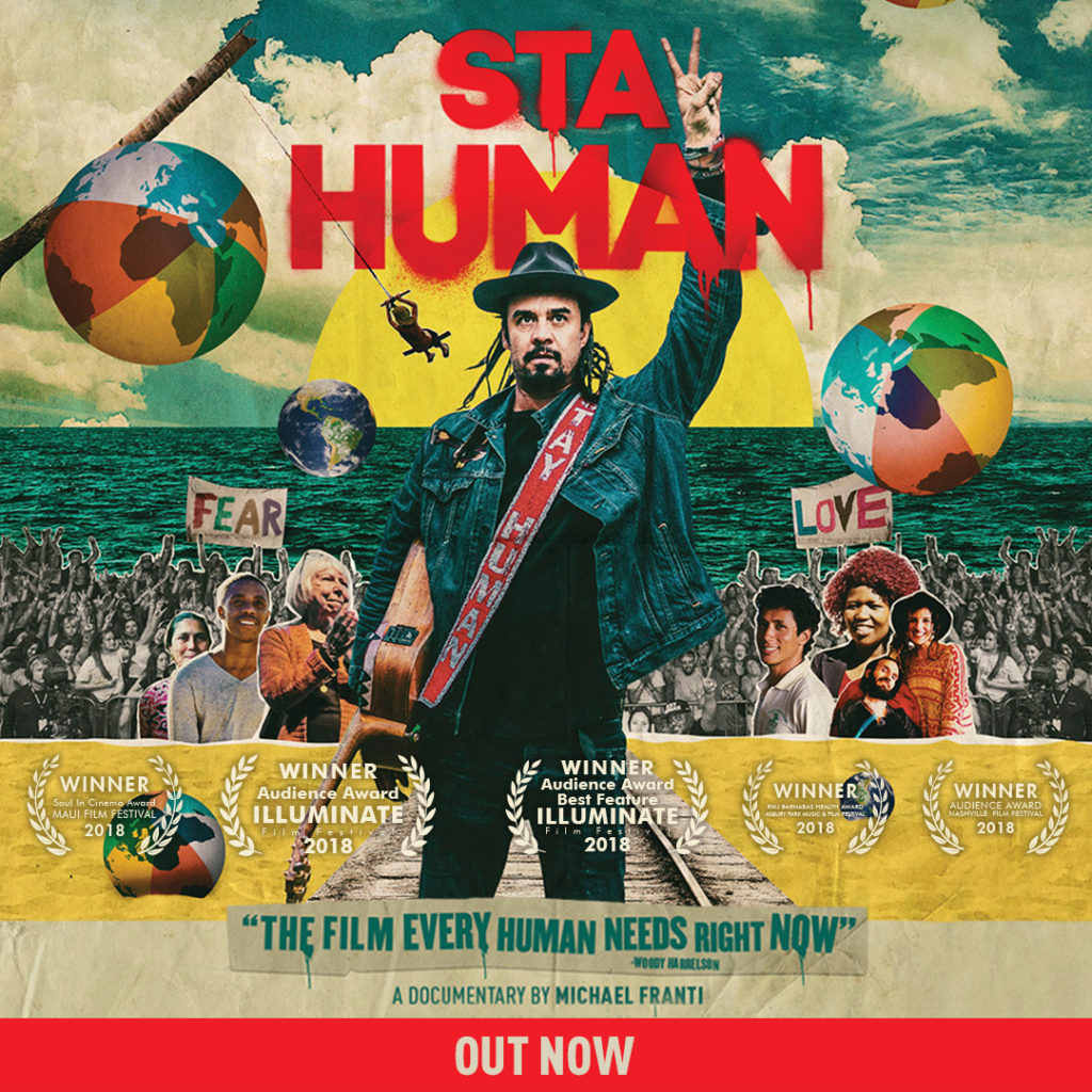 Stay Human Film OUT NOW