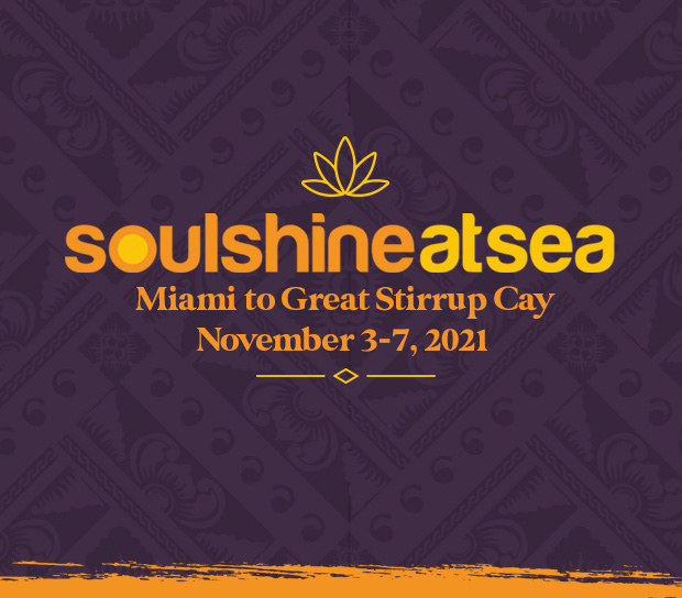 Soulshine @ Sea – Save The Date!