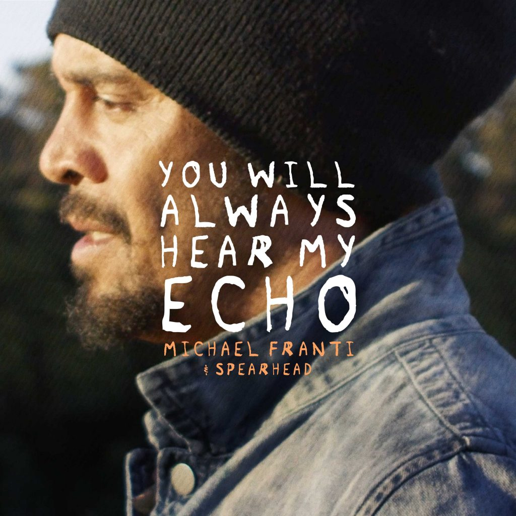 """NEW SONG & MUSIC VIDEO """"YOU WILL ALWAYS HEAR MY ECHO"""" OUT NOW"""