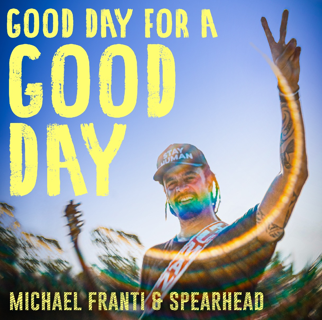 NEW MUSIC: GOOD DAY FOR A GOOD DAY!